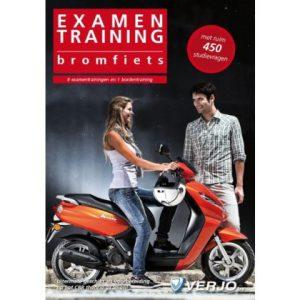 Examentraining boek bromfiets Image