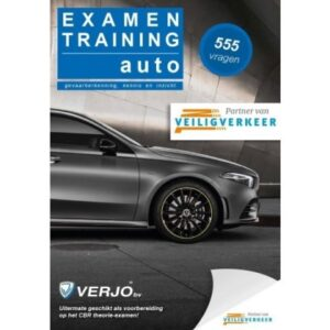 Examentraining boek auto Image
