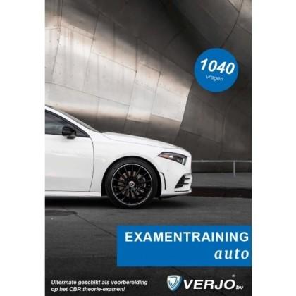 Uitgebreide examentraining boek auto Image