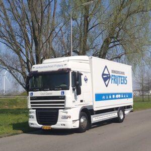 Rijles vrachtauto per uur Image