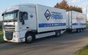 Rijles vrachtauto aanhanger per uur Image